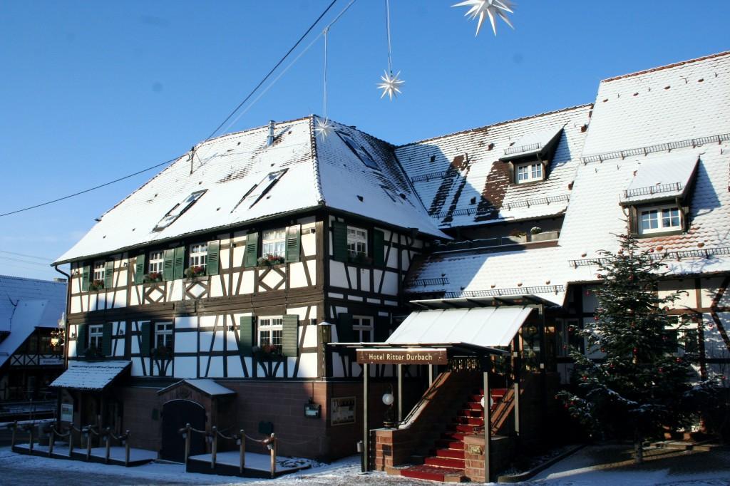 Das neue Leben einer Legende: Der RITTER in Durbach ist zurück