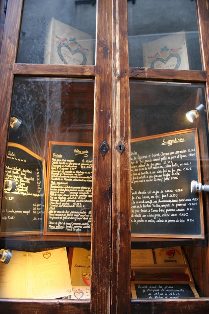 """Probiert: Vom Glück des Einfachen – ein Besuch im """"Chez Yvonne"""", Strasbourg"""