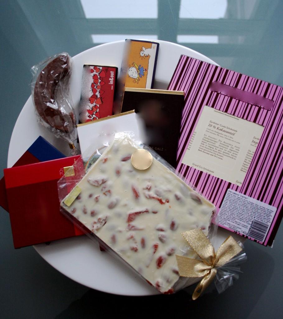 Fundstück der Woche: Mitbringselschokolade