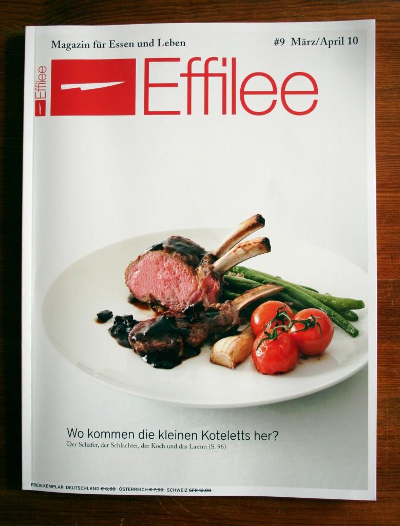 Jetzt am Kiosk: Effilee #9
