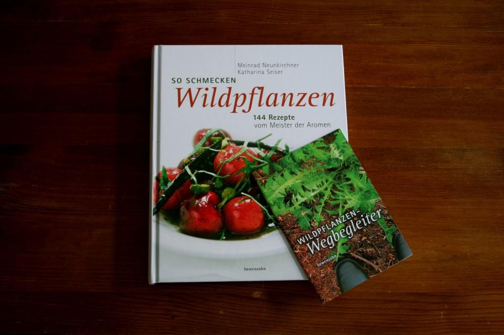 """Extraklasse Kochbuch: """"So schmecken Wildpflanzen"""" von Neunkirchner/Seiser"""