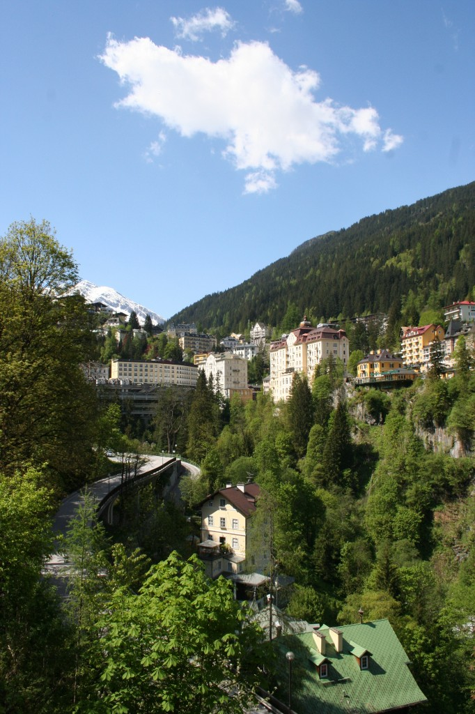 Unterwegs: Bad Gastein