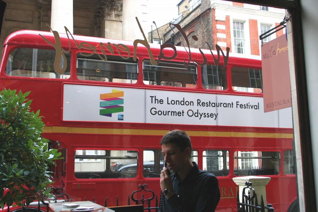 London (1): Gourmet Odyssey, Nahm, The Square & Wild Honey