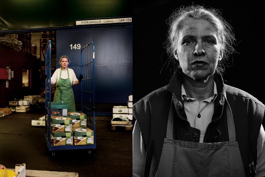 Ausstellung: Menschen auf dem Großmarkt-Fotograf Carsten Minkwitz im Interview