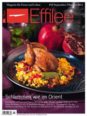 Making of: Effilee kocht auf dem Melt! Festival 2011- Fotostrecke von Andrea Thode