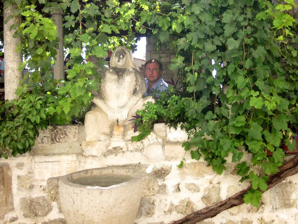 Post aus Kroatien (4): Dubrovnik, der Krieg und Lady Pi-Pi