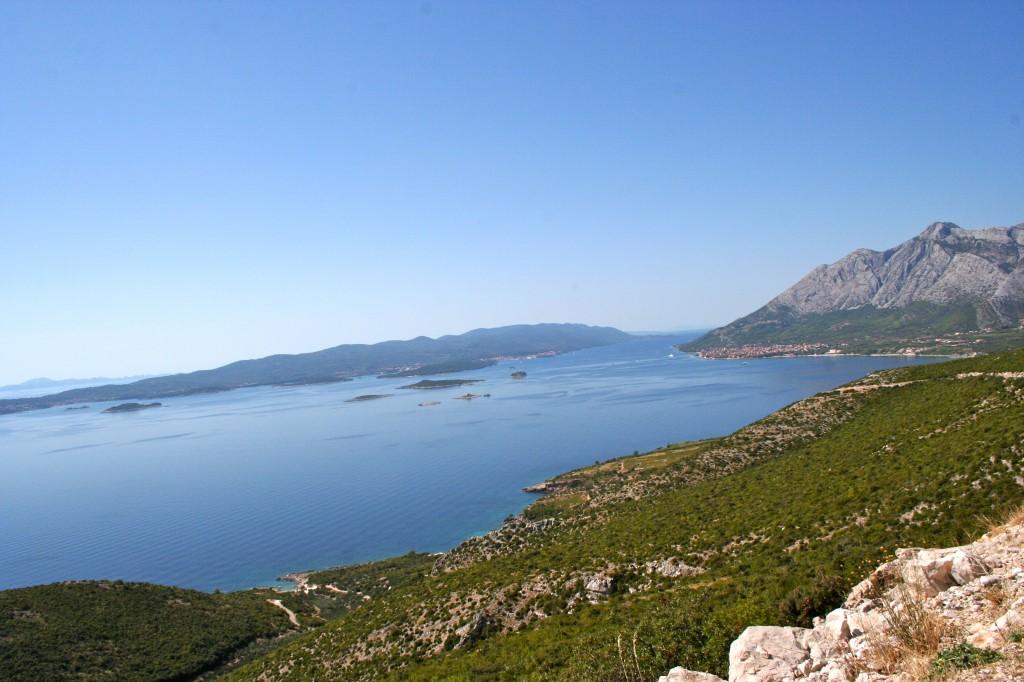 """Post aus Kroatien (1): die Erfindung des """"Glamp"""" und die große Sturmnacht von Viganj"""