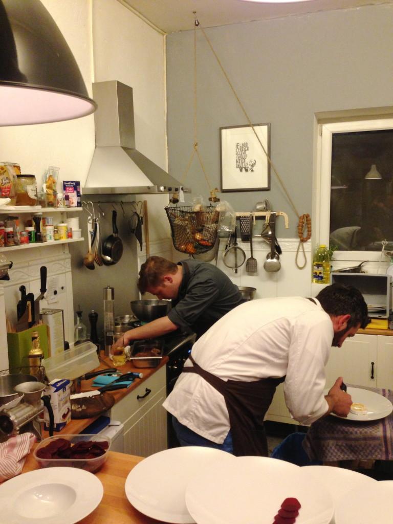 Fête du Travail – Haebel & Baumanns Menü zum Mai