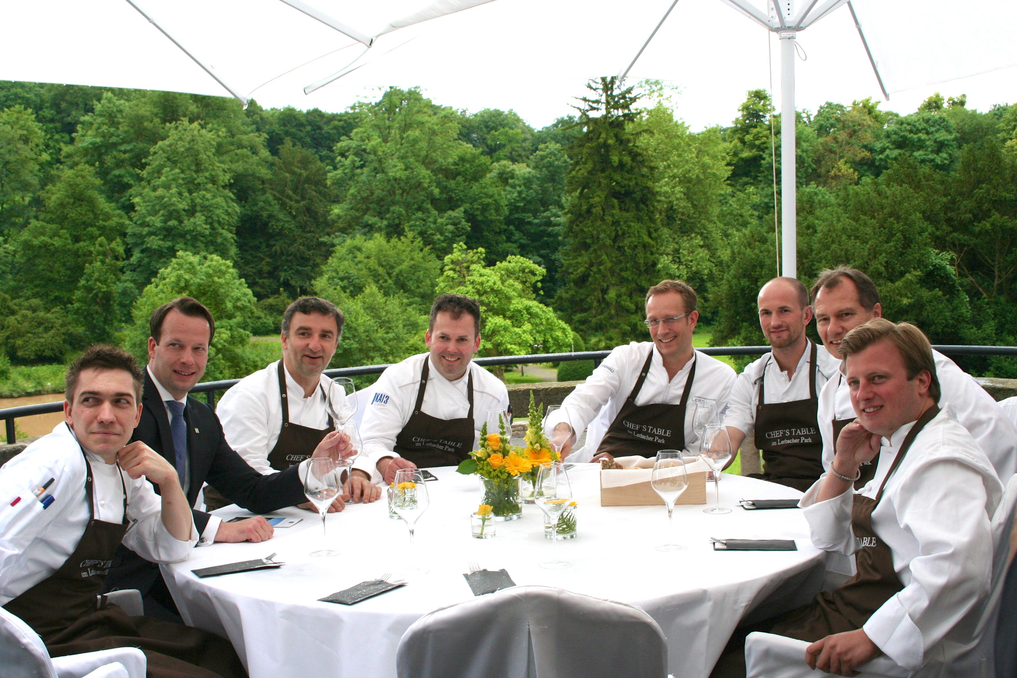 Chef\'s Table 2013 Nordische Küche (2): Sterne, Algen, Heu & Wein