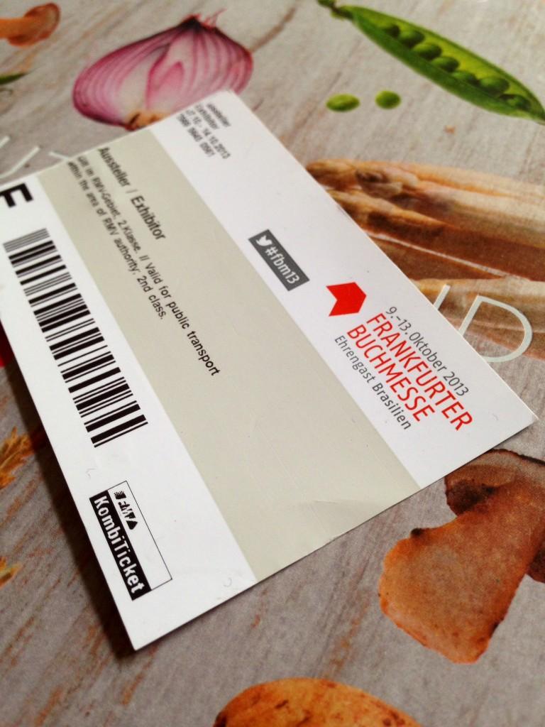 Gourmet Gallery, Menüabend & Foodblogger-Alarm: kleiner Genießer-Fahrplan für die Frankfurter Buchmesse 2013
