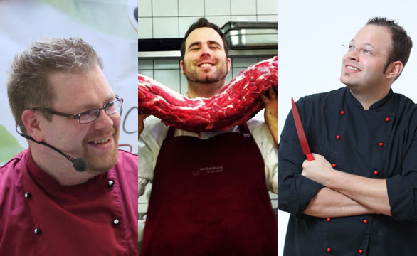 Küchen-Funk – die kulinarische Sonntagsmesse