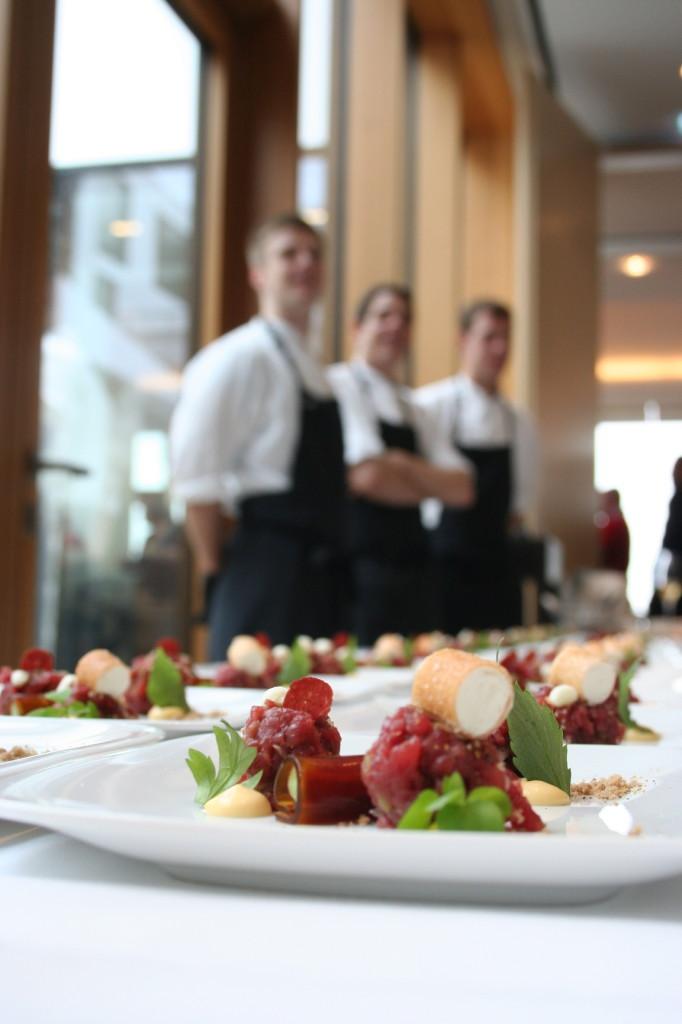 9 Sterne zum Frühstück: der Sylter Sterneköche-Brunch im Budersand Hotel
