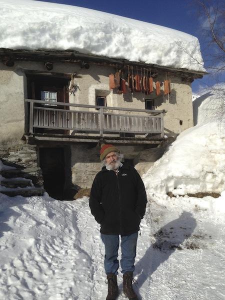 Der Bergmetzger: Besuch bei Renato Giovanoli (80)