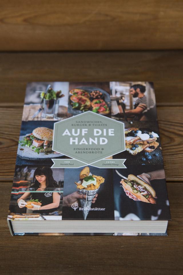 """""""Auf die Hand"""" – mein neues Kochbuch ist da!"""