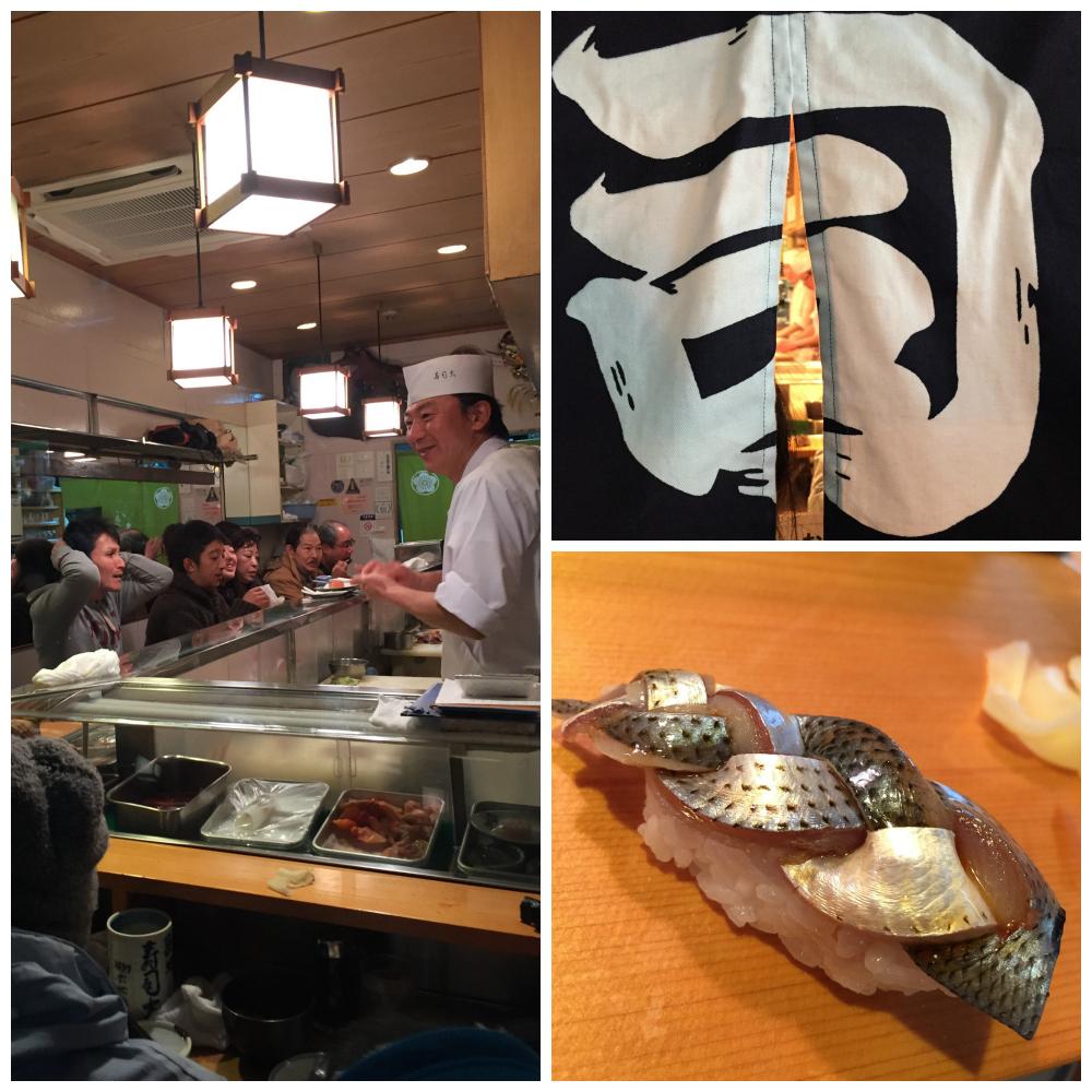 Tokio (1): Der Tag, an dem ich aufhörte, außerhalb Japans Sushi zu bestellen