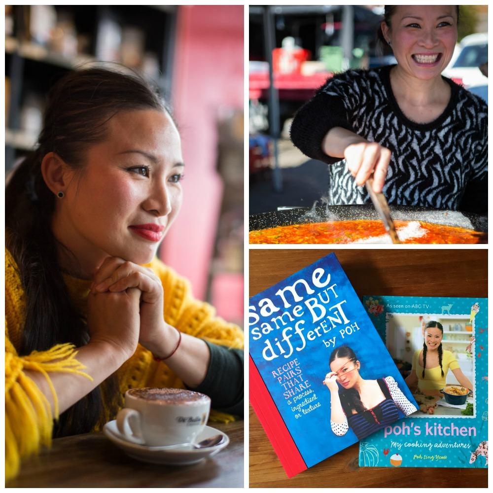 Australien (6): Begegnung mit Poh Ling Yeow, Australiens bekanntester TV-Köchin