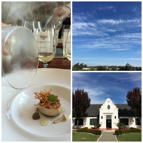 Australien (7): Wine & Dine at Voyager