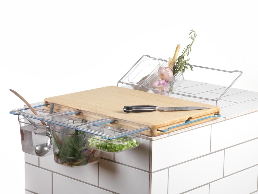 Wenn Köche über Küchenbretter nachdenken: Das Frankfurter Brett