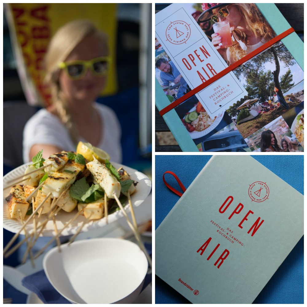 Open Air! Mein Festival- und Campingkochbuch zum Sommerstart als limitierte Sonderauflage