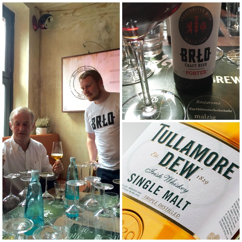 Herrengedeck statt Reinheitsgebot! Irish Whiskey meets Craft Beer