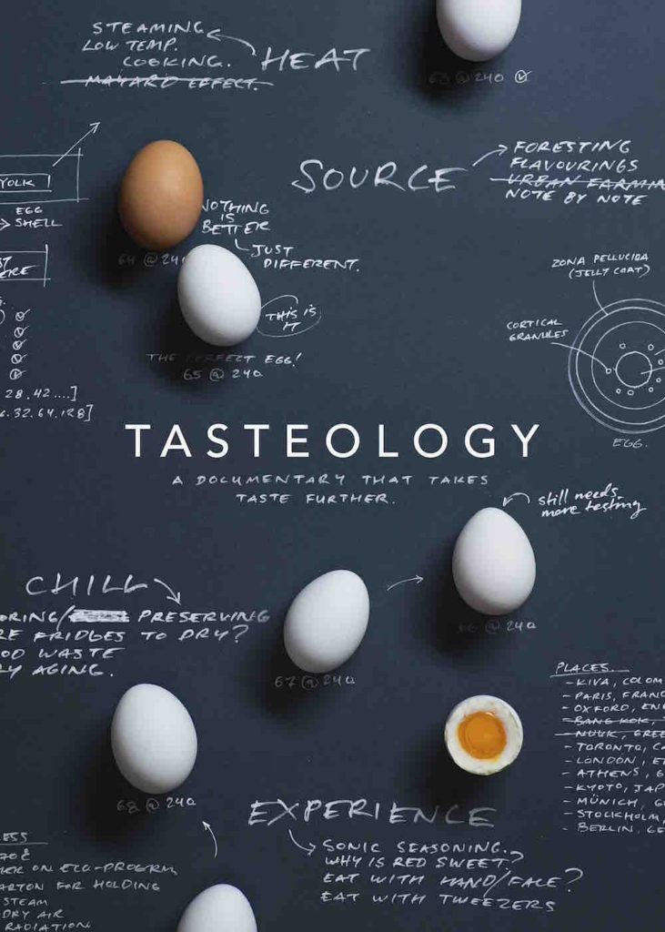 """Auf den Geschmack gekommen: """"Tasteology"""" – vier Filme in vier Gängen"""