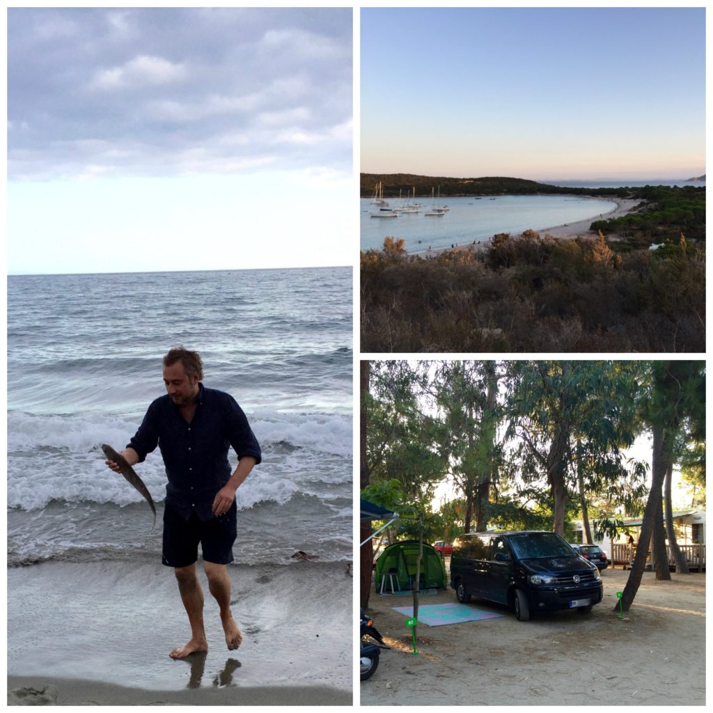 Vive La Corse! Camping, Wein und Kulinarik auf Korsika