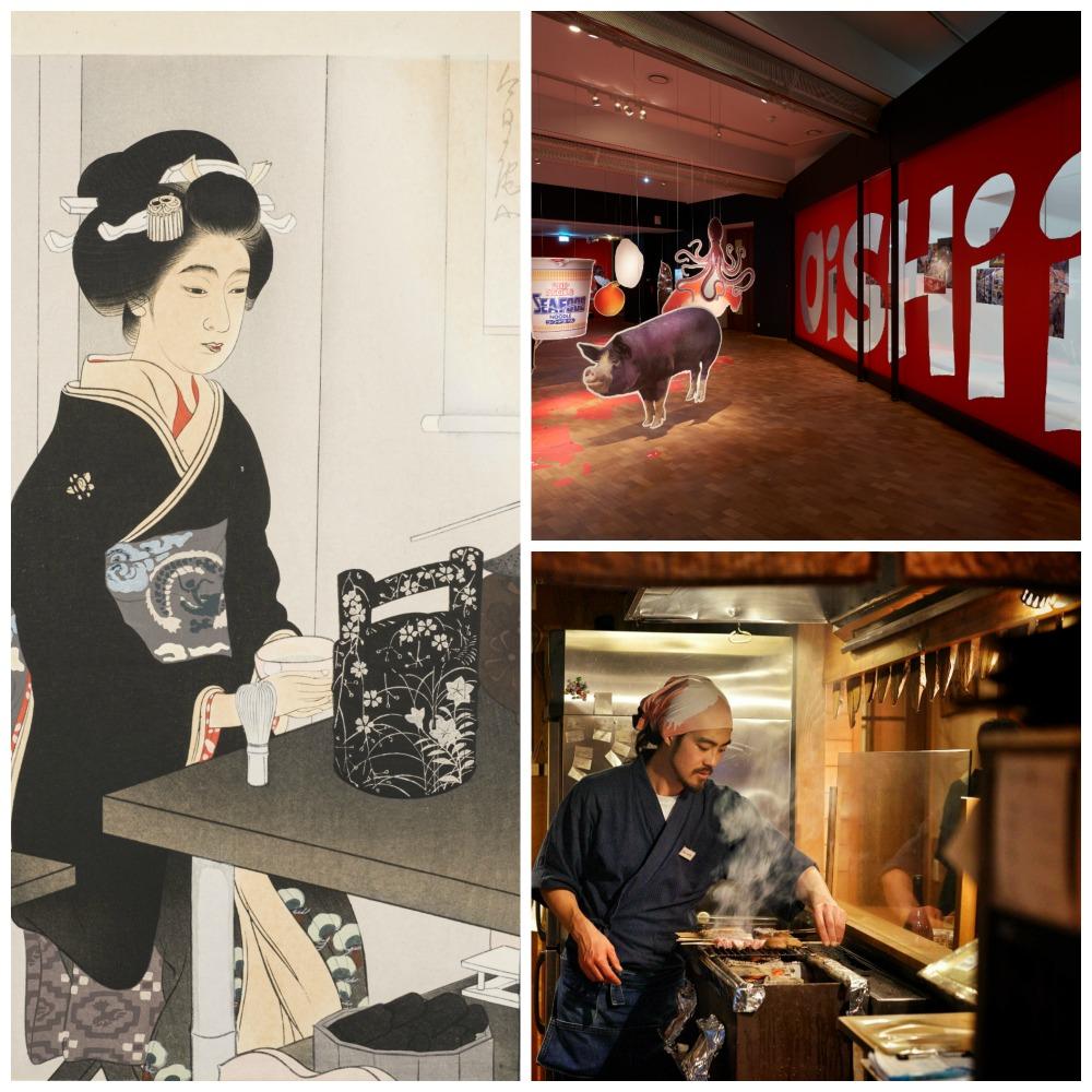 Oishii! Essen in Japan – eine Ausstellung in Stuttgart widmet sich der der japanischen Ess- und Trinkkultur