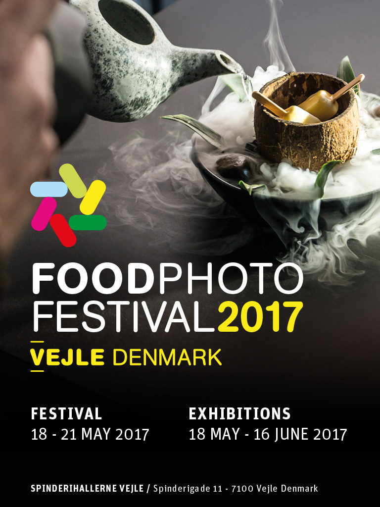 Safe the date im Mai: das internationale Foodphoto Festival 2017