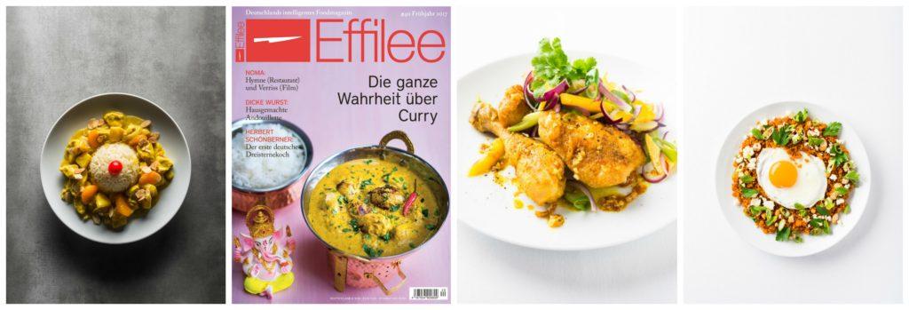 Currry, Curry, Curry – ein Klassiker und sieben neue Schnelle Teller