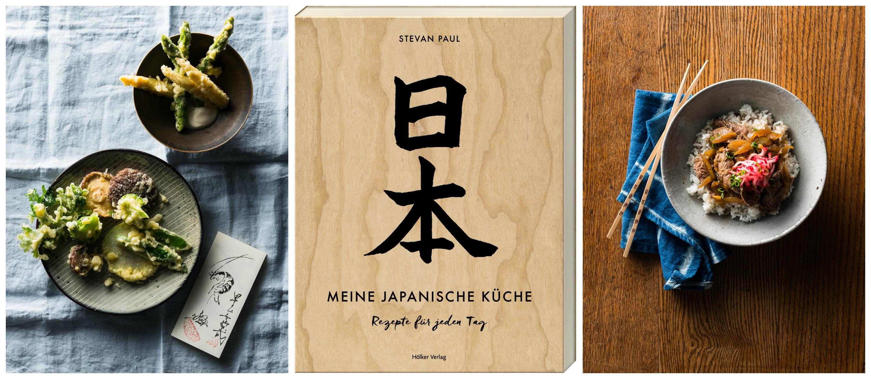 Meine japanische Küche – unkompliziert, schnell, alltagstauglich!