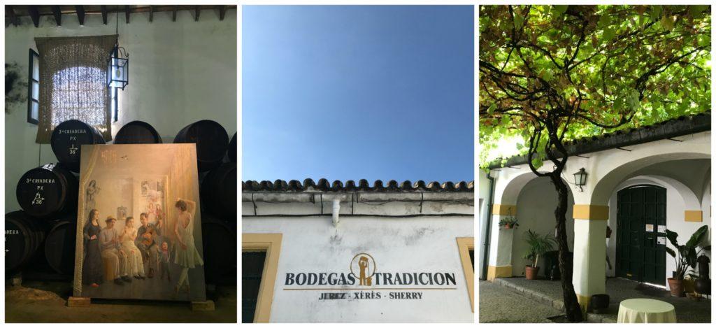 Sherry Land – eine Entdeckungsreise (1): Jerez De La Frontera, Bodegas Tradicion, Williams & Humbert, Degustationsmenu im Albalá