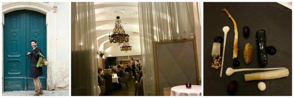 Wien (2) – Besuch in Paul Ivićs Sternerestaurant Tian – was vegetarische Küche heute sein kann