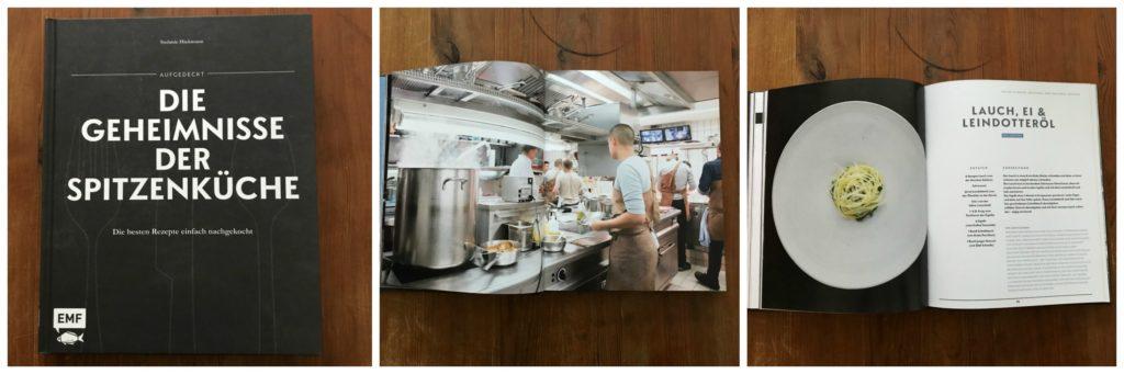 Das besondere Kochbuch (2): Aufgedeckt – Die Geheimnisse der Spitzenköche, von Stefanie Hiekmann (+ meine Top 10 der besten Profi-Kochbücher)