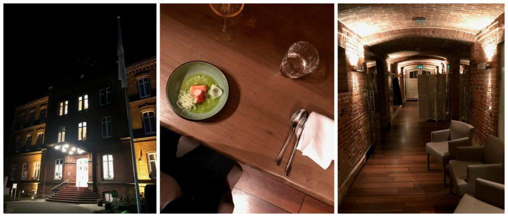 Kleine Fluchten: ein Abend in Jens Rittmeyers N°4, Navigare NSB Hotel, Buxtehude
