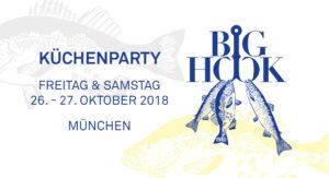Tickets für die Big Hook Küchenparty in München zu gewinnen!