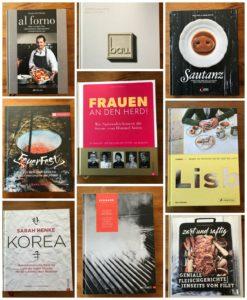 Frankfurter Buchmesse 2018: spannende Kochbücher im Herbst, die besten Kochbücher des Jahres und die Einsichten eine Branche unter Druck.