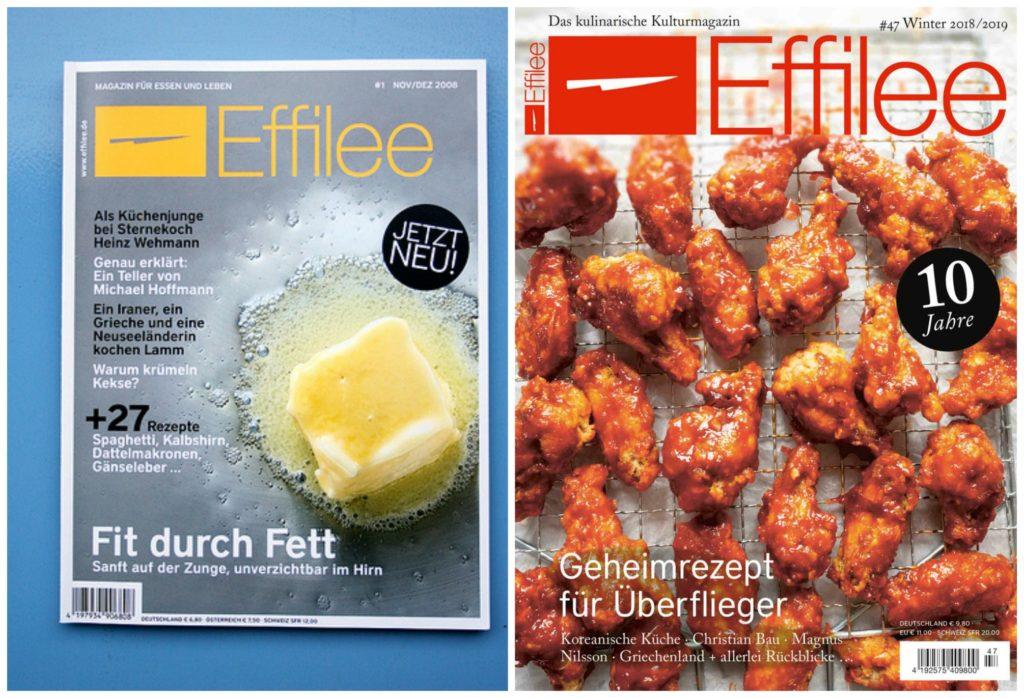 10 Jahre Effilee Magazin – kleine Ansprache zum Geburtstag!