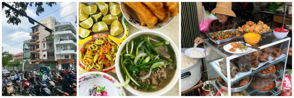 Vietnam! – eine kulinarische Reise (1): Ho Chi Minh Stadt (Saigon) – 1.Tag