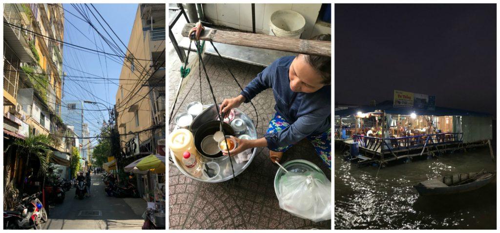 Vietnam! – eine kulinarische Reise (2): Straßenküche in Ho Chi Minh Stadt (Saigon) und ein Meeresfrüchte-Essen bei den Fischern von Phu Quoc