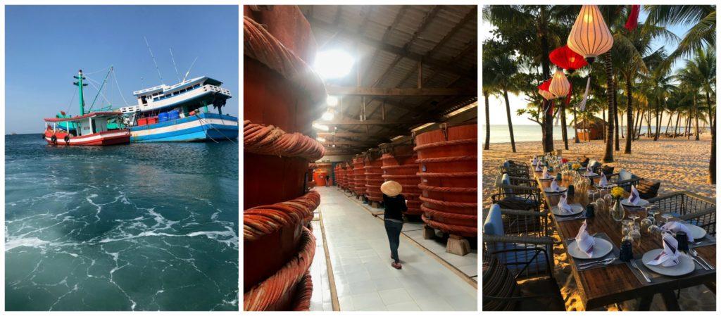 Vietnam! – eine kulinarische Reise (3): Besuch auf dem Red Boat und das große Kochen auf Phu Quoc