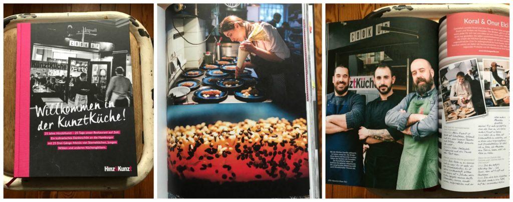 Das besondere Kochbuch (3): Willkommen in der KunztKüche!