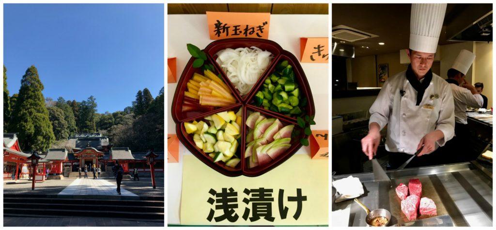 Japan-Reise (3): Tonkatsu und Nukazuke, Sojamilch wie Sahne, Kaviar mit Kombu und Teppann-yaki mit Wagyu-Beef