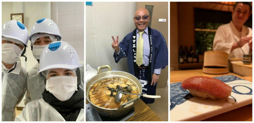 Japan Reise (4): Wagyu Beef, ein göttlicher Eintopf und ein unvergessliches Shushi-Menü vom Meister